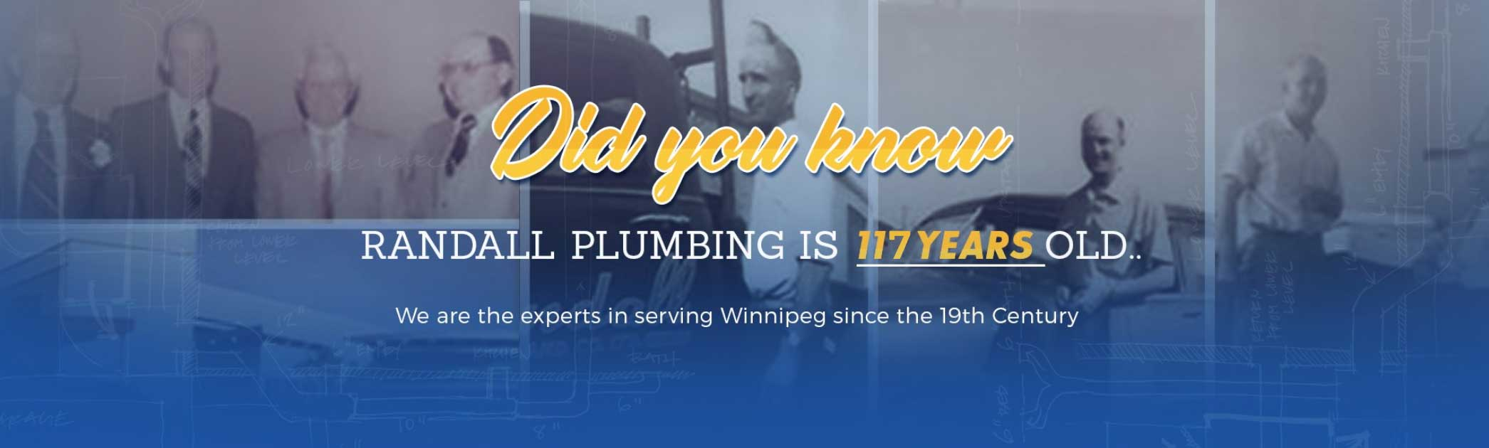 Randall Plumbing & Heating Ltd. Winnipeg